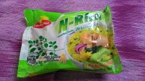 Malunggay noodles